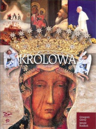 Królowa Matka Boża z Jasnej Góry - okładka książki