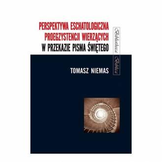 Perspektywa eschatologiczna proegzystencji - okładka książki