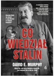 Co wiedział Stalin - okładka książki