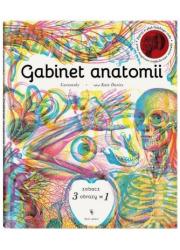 Gabinet anatomii - okładka książki
