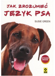 Jak zrozumieć język psa - okładka książki