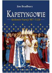 Kapetyngowie. Królowie Francji - okładka książki