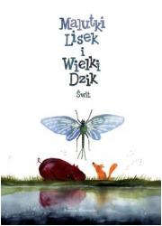 Malutki Lisek i Wielki Dzik. Tom - okładka książki