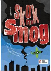 Skok na smog - okładka książki