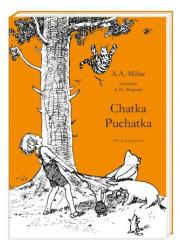 Chatka Puchatka - okładka książki