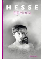 Demian - okładka książki