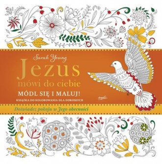 Jezus mówi do ciebie. Módl się - okładka książki