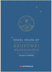 Krupówki warszawskie. Kazania zimowe - okładka książki