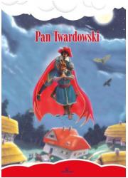 Pan Twardowski - okładka książki