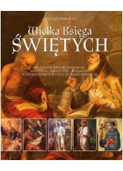 Wielka Księga Świętych - okładka książki