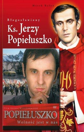 Błogosławiony Ks. Jerzy Popiełuszko - okładka książki