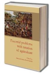 Essential problems with taxation - okładka książki