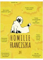 Homilie Franciszka (CD) - pudełko audiobooku