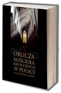 Oblicza Kościoła Katolickiego w - okładka książki
