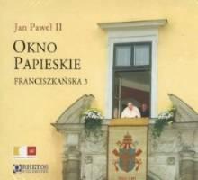 Okno Papieskie. Franciszkańska - pudełko audiobooku