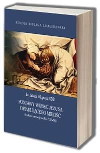 Postawy wobec Jezusa ofiarującego - okładka książki