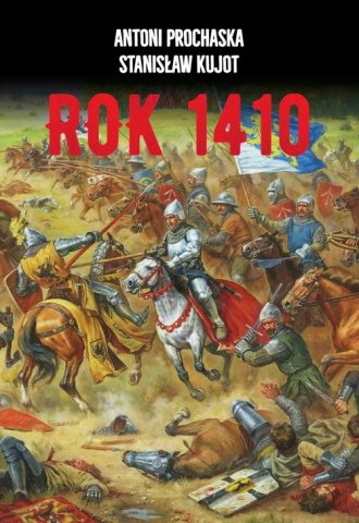 Rok 1410 - okładka książki