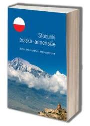Stosunki polsko-armeńskie. Wybór - okładka książki
