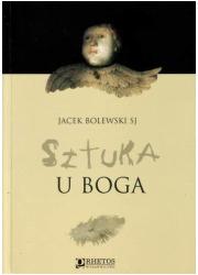 Sztuka u Boga - okładka książki