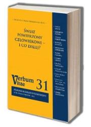 Verbum vitae 31 (2017). Świat powierzony - okładka książki