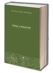 Wiedza a moralność. Seria: Studia - okładka książki