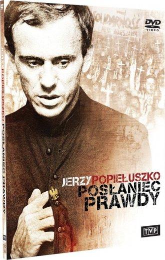 Jerzy Popiełuszko. Posłaniec prawdy - okładka filmu