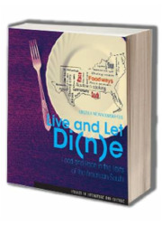 Live and Let Di(n)e. Food and Race - okładka książki