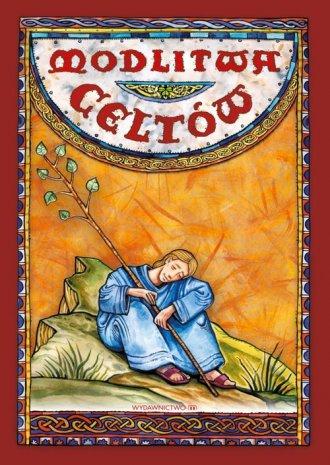 Modlitwa Celtów - okładka książki