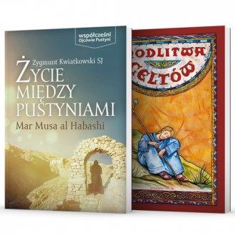 Modlitwa Celtów / Życie między - okładka książki
