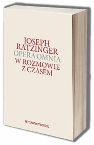 Opera omnia. Tom XIII/2. W rozmowie - okładka książki