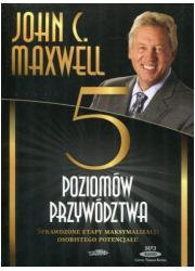 Pięć poziomów przywództwa. Sprawdzone - pudełko audiobooku