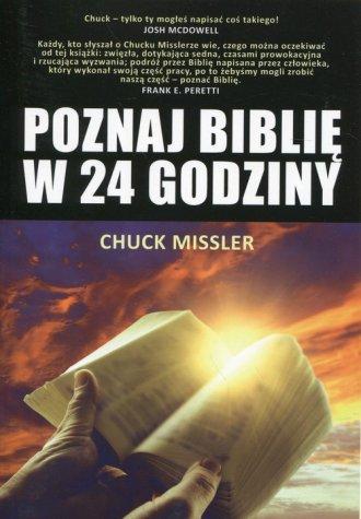 Poznaj Biblię w 24 godziny - okładka książki