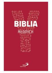 Biblia Młodych. YOUCAT - okładka książki