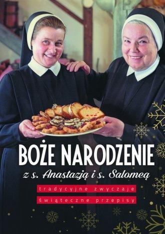 Boże Narodzenie z s. Anastazją - okładka książki
