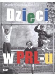 Dzieci z PRL-u - okładka książki