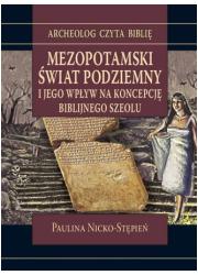 Mezopotamski świat podziemny i - okładka książki