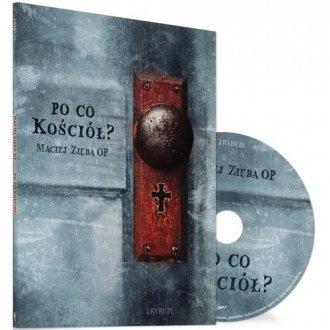 Po co Kościół?   CD - okładka książki