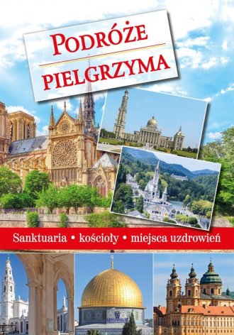 Podróże Pielgrzyma - okładka książki