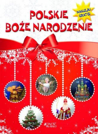 Polskie Boże Narodzenie - okładka książki