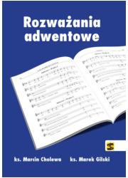 Rozważania adwentowe - okładka książki