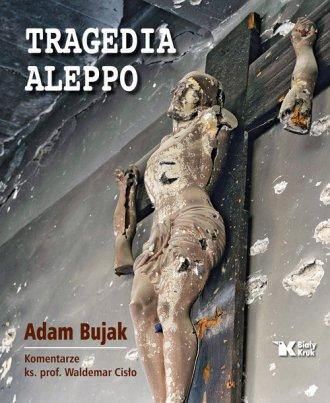Tragedia Aleppo - okładka książki