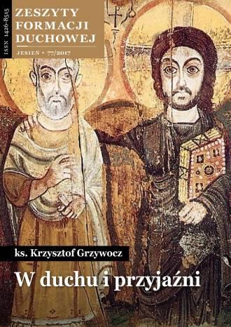 Zeszyty Formacji Duchowej nr 77. - okładka książki
