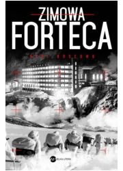 Zimowa forteca - okładka książki