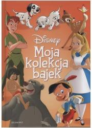 Klasyka Disneya. Moja kolekcja - okładka książki