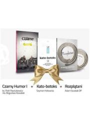 Pakiet świąteczny Dla Każdego II - pudełko audiobooku