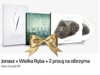 Pakiet świąteczny Dla Niego II - pudełko audiobooku