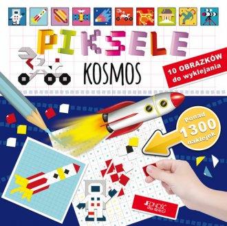 Piksele. Kosmos - okładka książki