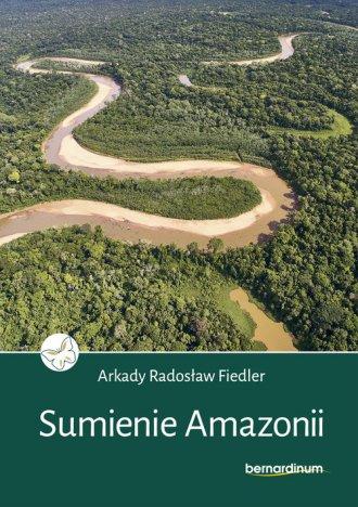 Sumienie Amazonii - okładka książki