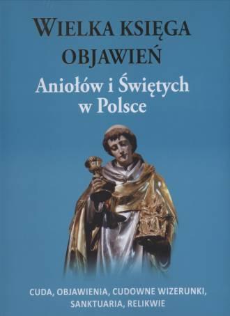 Wielka księga objawień Aniołów - okładka książki