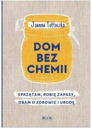 Dom bez Chemii - okładka książki